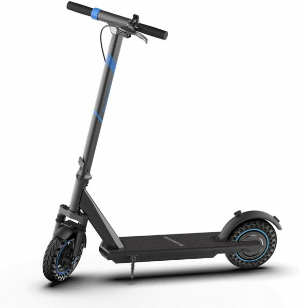 Brookstone Electric Scooter BluGlide Elite 10 350W Motor LED Display 3 Speed
