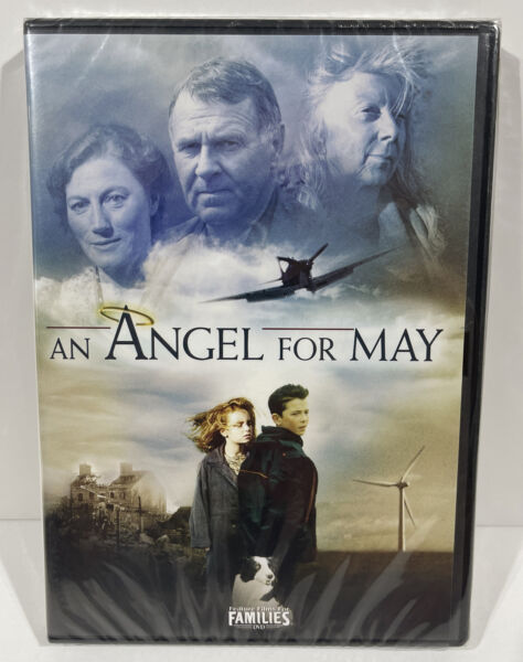 An Angel for May DVD 2007 Feature Films for Families NEW SEALED $5.99