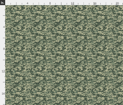1 6th Scale ACU UCP Dark Shade Camo Material 18quot; x 14quot;