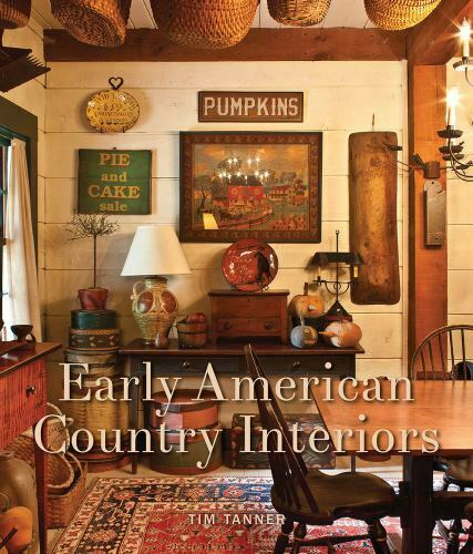 Early American Country Interiors $10.99