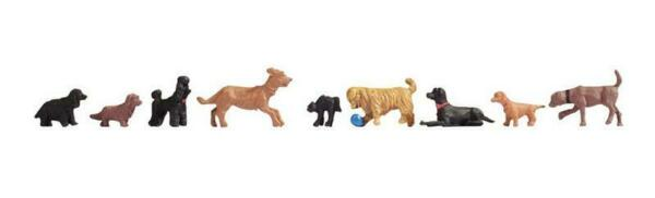 H0 1:87 Ho scale Noch 15719 Figures Animals Dog Dogs $25.92