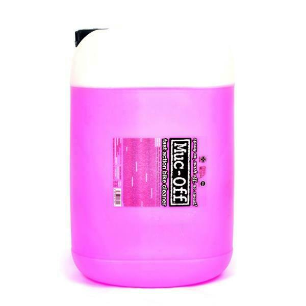 Muc Off Biodegradable Nano Tech Motorcycle Cleaner 25L Spray #906 $219.33