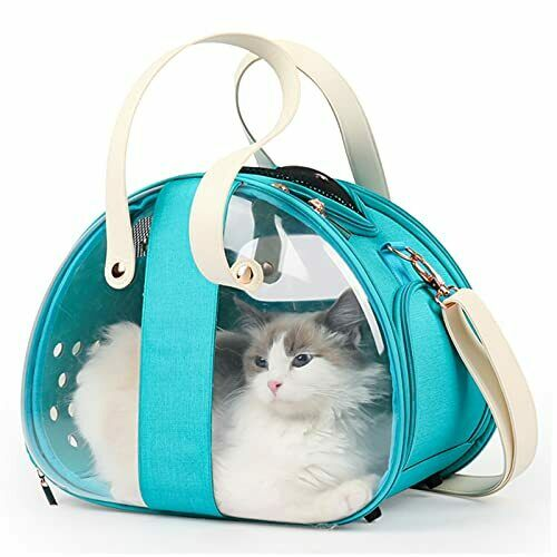Pet Carrier PackageSpace Capsule Transparent Bags for Cats and Puppies of 11Lbs $64.74