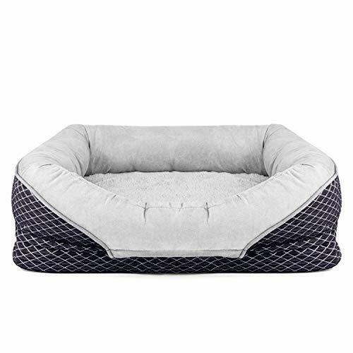 Pet Deluxe Dog Beds Large Pet Bed Orthopedic Dogs Lounge Sofa Pets Couch Beds... $51.89