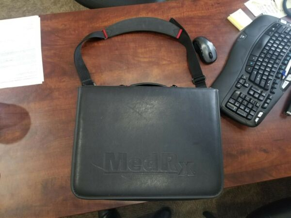 used audiometers medrx A2D combination audiometer in case