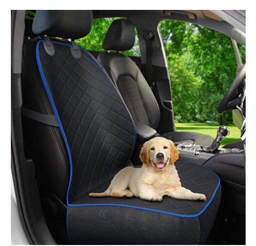 Front seat dog cover against mud amp; fur waterproof scratch proof amp; nonslip seat $25.15