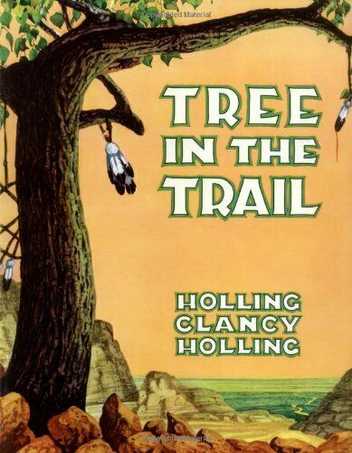 Tree in the Trail by Holling C.Holling Paperback Book The Fast Free Shipping