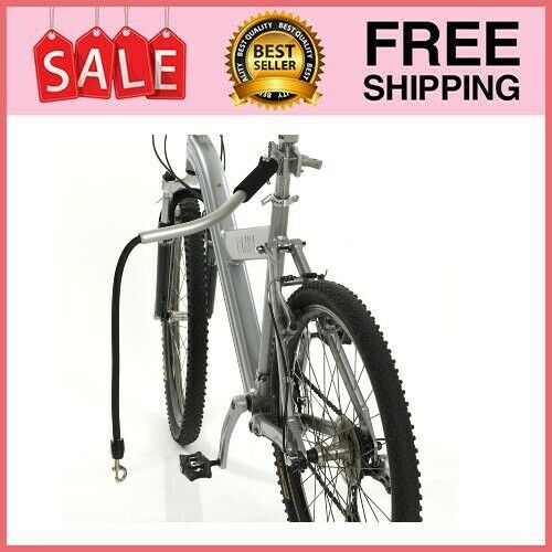 Cycleash Dog Bike Leash Extra Strong Lightweight Secure Universal with $63.99