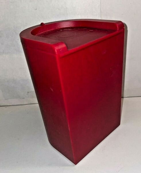 KEURIG MINI RED POD STORAGE CONTAINER ONLY NEW