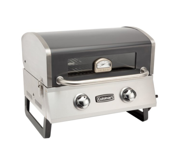 Cuisinart Deluxe Two Burner Portable Propane Gas Grill NEW
