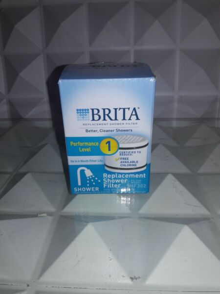 New Brita Replacement Shower Filter Model SHF 302
