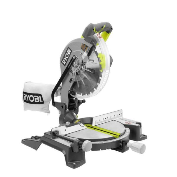 RYOBI TS1346 10 in. Compound Miter Saw with LED