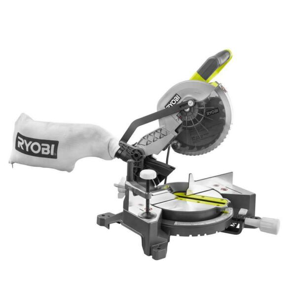 Ryobi TS1144 Compound Miter Saw with Laser 7 1 4 in.