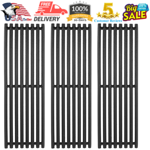 17 Cast Iron Grill Grates for Char Broil Commercial SignatureProfessional