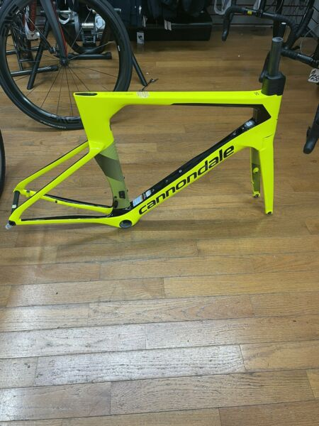 Cannondale System Six 56cm Carbon Frame And Fork Brand New $2999.99