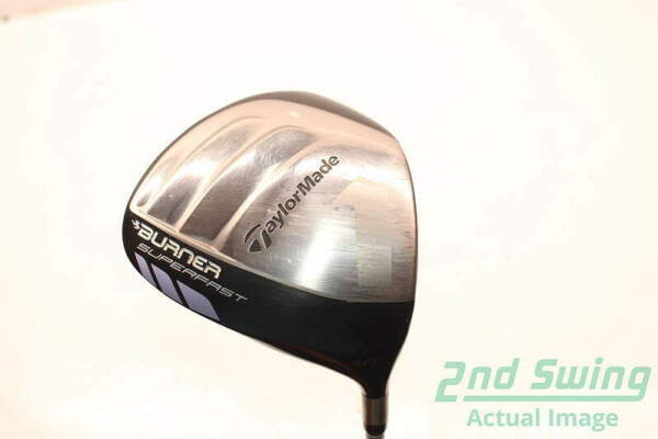 TaylorMade Burner Superfast Driver Graphite Ladies Right 45.0in