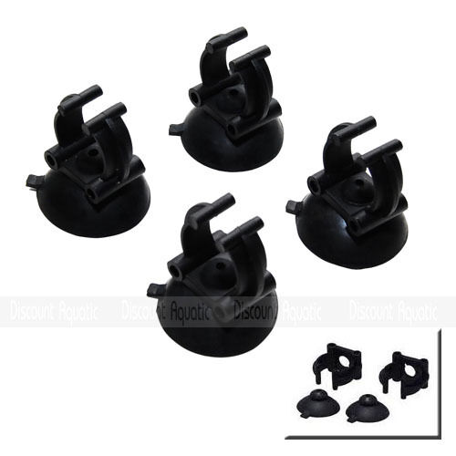 4x Visi Therm Suction Cup Assembly for Visi Therm Aquarium Heaters $4.99