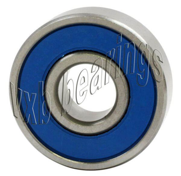 SR8 2RS Premium ABEC 5 1 2quot;x 1 1 8quot;x 5 16quot; SR8RS Stainless inch Ball Bearings