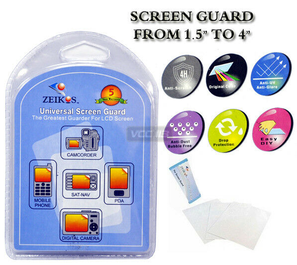 Screen Protector For CELL PHONES, PDA & GPS 4