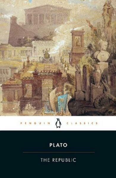 The Republic by Plato English Paperback Book Free Shipping