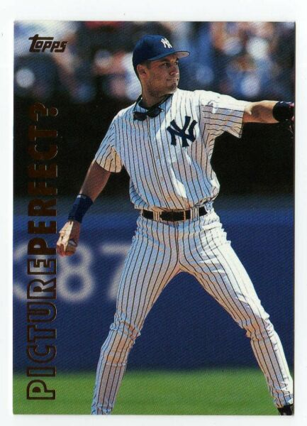 1999 Topps Picture Perfect Complete Insert Set Lot of 10 HBV$11.90 Jeter McGwire