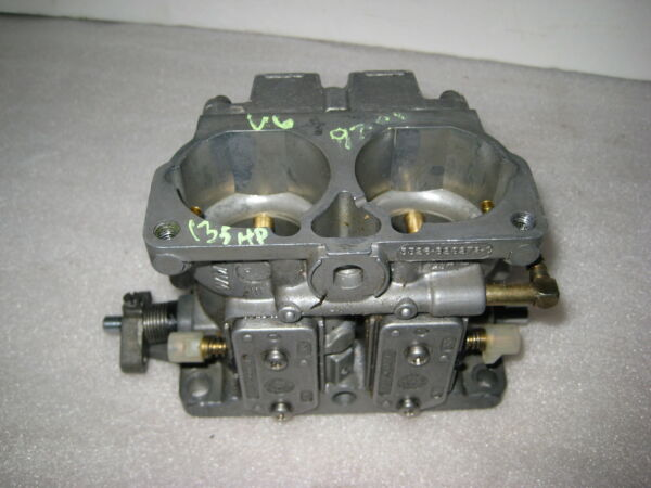 828272A1 828272A37 828272T37 Top Carburetor Mercury 135 hp V6 1997 1998 $229.97