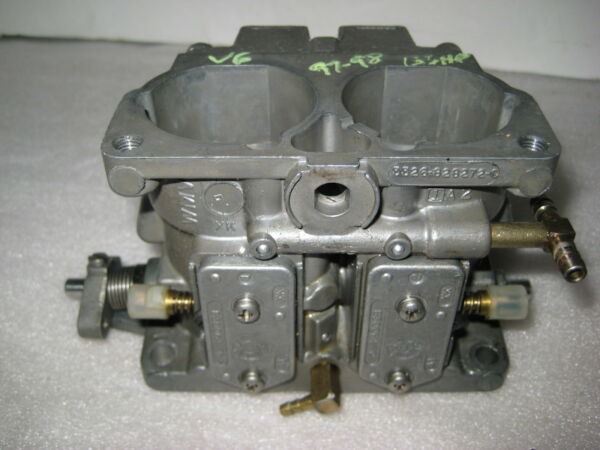 828272A3 828272A39 828272T39 Bottom Carburetor Mercury 135 hp V6 1997 1998 $229.97