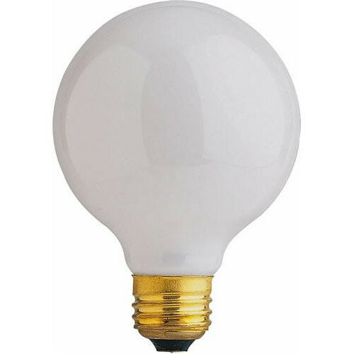 New Feit Electric 40G25 W 40 Watt Incandescent G25 Bulb $4.99
