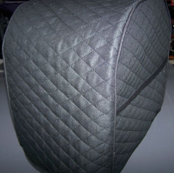 Black or color choice K79 Keurig Platinum Plus Brewer Quilted Fabic Cover NEW