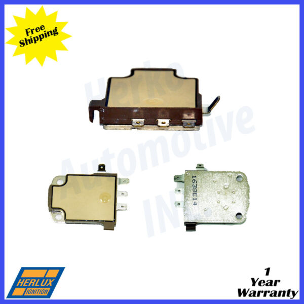 New Herko Ignition Control Module LX615 For Honda Acura 1988-1994