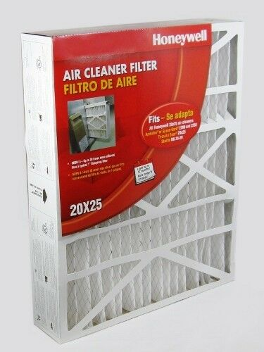 Genuine Merv 8 20x25x4 Furnace Filter For HoneyWell CF100A1025 5 Filters