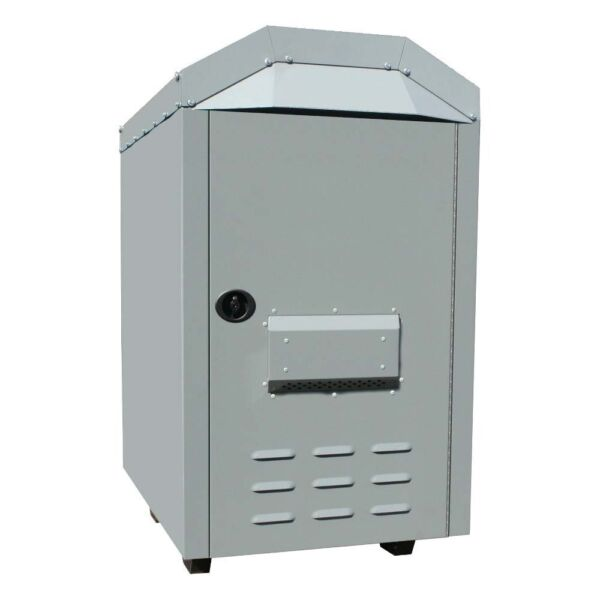 Outdoor Furnace Heater - 3000 Sqft - 180000 BTU - 6