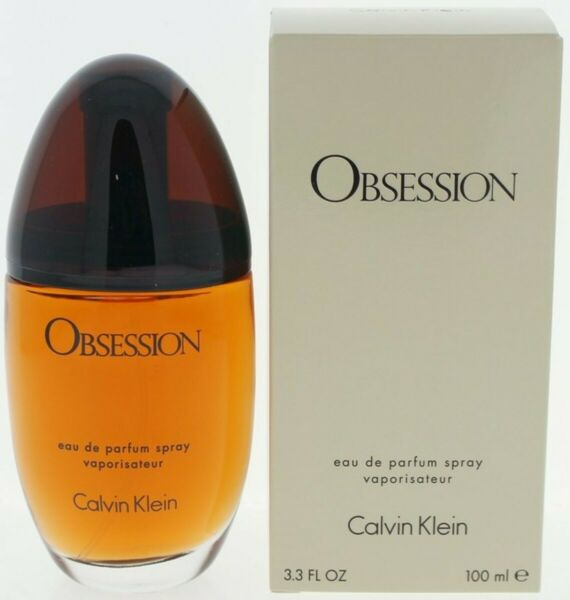OBSESSION by Calvin Klein Perfume 3.4 oz New in Box