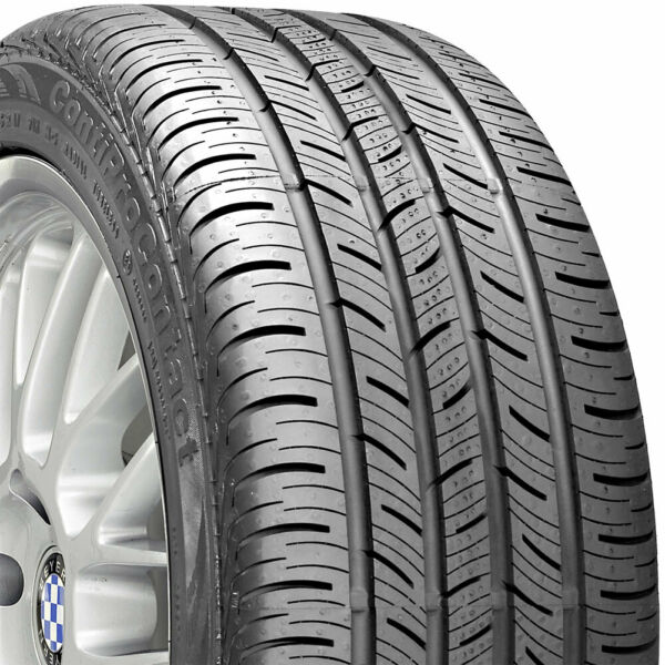 4 NEW 195/65-15 CONTINENTAL PRO CONTACT 65R R15 TIRES 26899