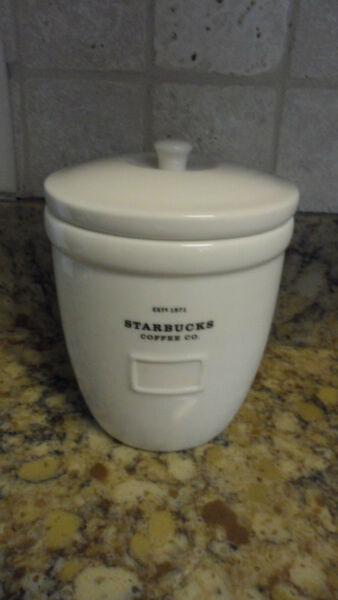 Starbucks 2002 Coffee Canister