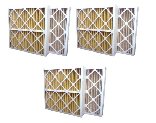 3 Pack High Quality Genuine MERV 11 Pleated Furnace Filters 16x20x4 $36.86