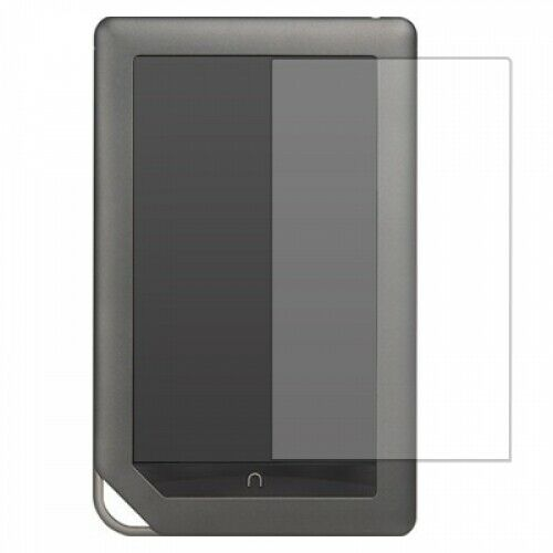 Clear LCD Screen Protector Cover for Barnes and Noble Nook Color Tablet