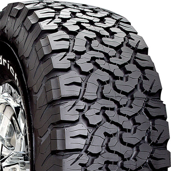 4 NEW 33X12.50 15 BFG ALL TERRAIN T A KO2 1250R R15 TIRES 32058