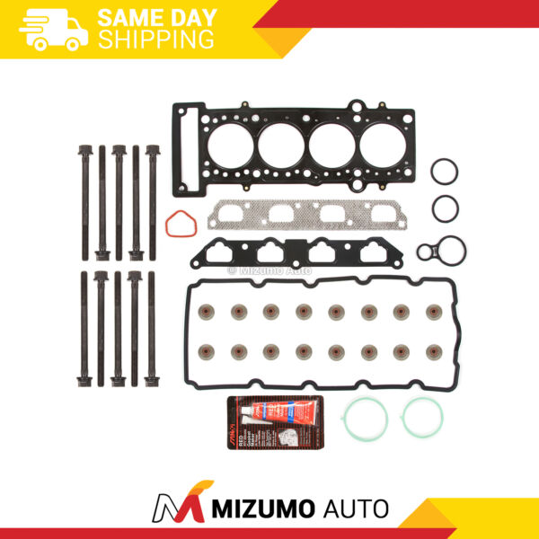 Head Gasket Bolts Set Fit 02-08 Mini Cooper Supercharged 1.6 W10B16A W11B16A