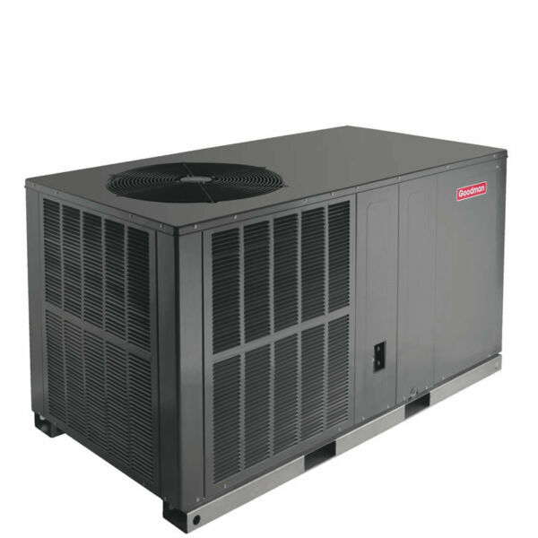 5 Ton Goodman 14 SEER R-410A Heat Pump Packaged Unit