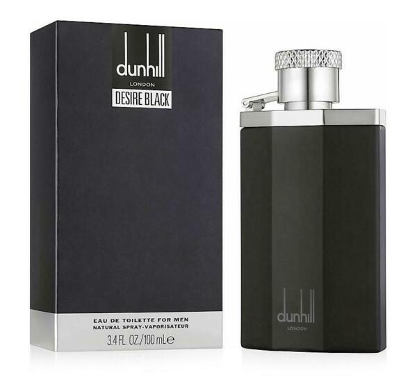 DESIRE BLACK by Dunhill Cologne for Men 3.4 oz 3.3 oz New in Box $20.21