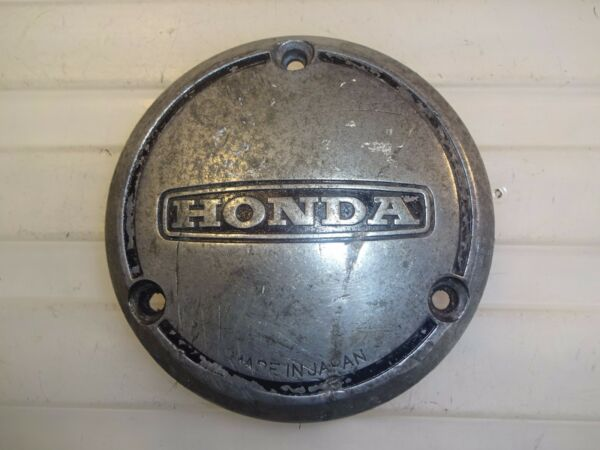 Honda 1973 1976 CB360 CB 360 left Engine Stator Top Cover $22.39