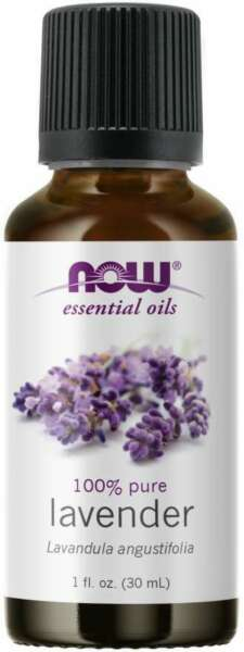 Lavender (100% Pure), 1 oz - NOW Foods Essential Oils