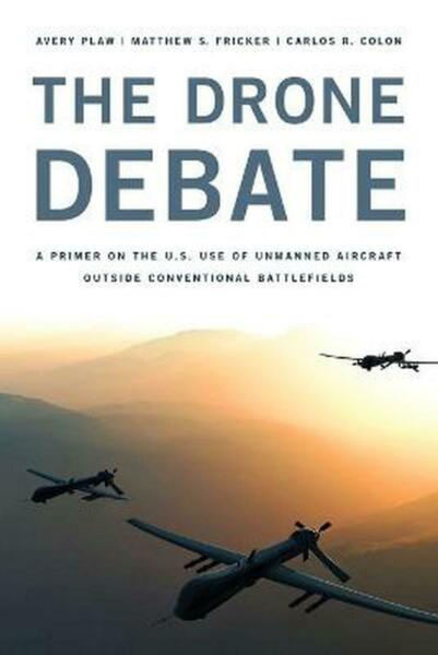Drone Debate by Avery Plaw Paperback Book (English)