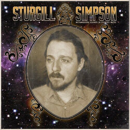 Sturgill Simpson Metamodern Sounds in Country Music New Vinyl LP $24.01