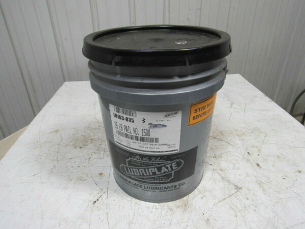 LUBRIPLATE 1500 Extreme Heat Pressure Lithium Complex Grease Lubricant 35Lb Pail