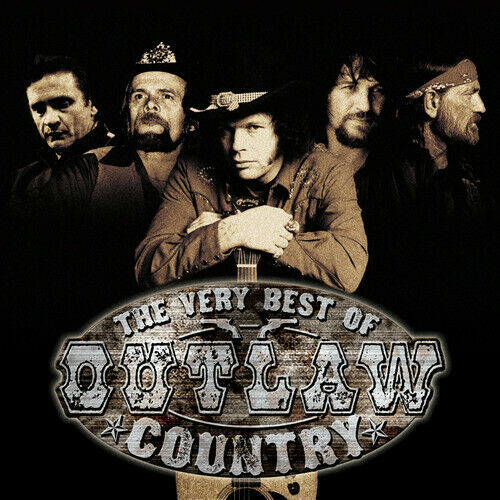 Various Artists The Very Best Of Outlaw Country New CD Sony Superstar
