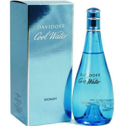 COOL WATER by Davidoff Perfume 3.3 3.4 oz EDT For Women New in Box $19.22