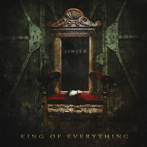 Jinjer King Of Everything New CD