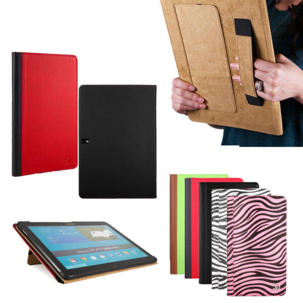 Luxury For Samsung Galaxy Tab S 10.5quot; SM T800 Folio Stand PU Leather Cover Case $11.99